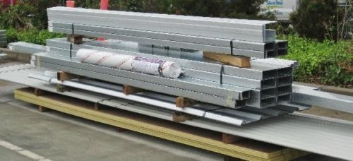 Example of pod kit ready for shipping